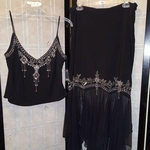 Sexy/Formal 2-Piece Dress!!